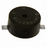 BUZZER MAGNETIC 3.0V 9MM SMD