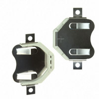 RETAINER COIN 2CELLS 20MM SMD