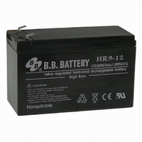 BATT SEAL LEAD ACID 12V 36W/CELL