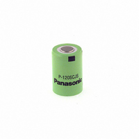 BATTERY 1200MAH 1.2V 4/5SC NICAD