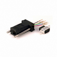 ADAPTER DB9P RJ12/MALE 6 CONTACT