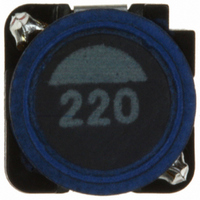 INDUCTOR POWER 22UH 1.7A SMD