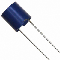 INDUCTOR 22UH 1.7A RADIAL