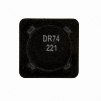 INDUCTOR SHIELD PWR 220UH SMD
