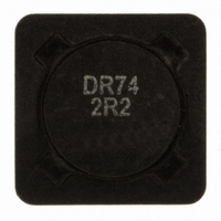 INDUCTOR SHIELD PWR 2.2UH SMD