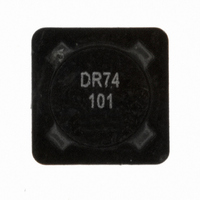 INDUCTOR SHIELD PWR 100UH SMD