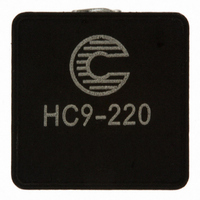 INDUCTOR HIGH CURRENT 22UH