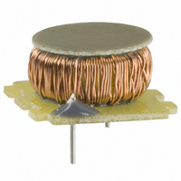 INDUCTOR 37UH 2.24A 150KHZ VRT