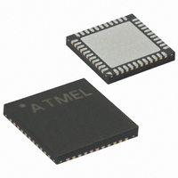 MCU AVR 128KB FLASH 16MHZ 44QFN