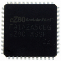 IC ACCLAIM MCU 256KB 144LQFP