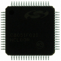 IC 8051 MCU 64K FLASH 64TQFP