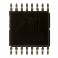 IC MCU 1.5K FLASH 16-TSSOP