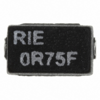 RES .75 OHM 1W 1% WW SMD