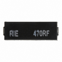 RES 470 OHM 4W 1% WW SMD