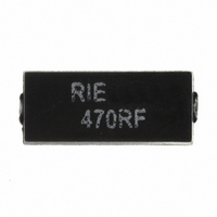 RES 470 OHM 3W 1% WW SMD