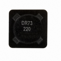 INDUCTOR SHIELD PWR 22UH SMD