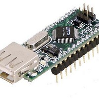 Interface Modules & Development Tools USB Vinculum Dev Module 1 USB Port