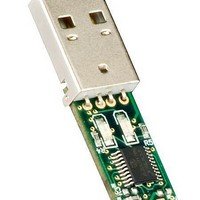 Interface Modules & Development Tools USB to RS232 Embeded Converter PCB Assy