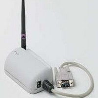 WiFi / 802.11 Modules & Development Tools DS 1Port RS-232 (DB- 9) to 802.11b/g