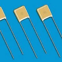 Multilayer Ceramic Capacitors (MLCC) - Leaded 100volts 1500pF 5% C0G