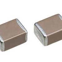 Multilayer Ceramic Capacitors (MLCC) - SMD/SMT 10UF 50V +80-20%
