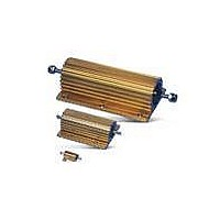 Wirewound Resistors - Chassis Mount 50W 0.1 OHM 5%
