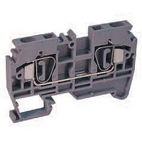 DIN Rail Terminal Blocks F/T Spring Clamp