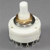 3 Position 4 Pole BBM Break Before Make Rotary Switch 150mA 250V CK1032