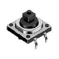 Tactile & Jog Switches 12x12x7.6mm 160gf