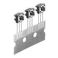 Tactile & Jog Switches RND 6.0x9.5mm 260gf