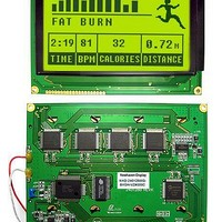 LCD Graphic Display Modules & Accessories STN-Y/G Transfl 144.0 x 104.0
