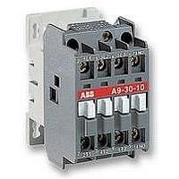 B7-30-10-01 Contactor 3-pole Auxiliary contacts NO 24VAC 24VDC 7A NO  ABB