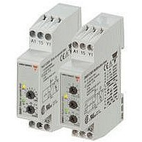 TIME DELAY RELAY, SPDT, 100H, 240VAC/DC