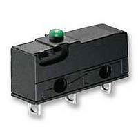 MICROSWITCH, SPDT, PLUNGER ACTUATOR