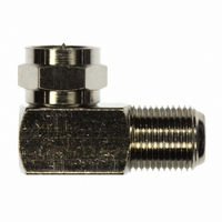 CONN ADAPTOR JACK-PLUG F ELBOW
