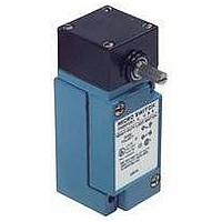 LIMIT SWITCH, SIDE ROTARY, SPDT-1NO/1NC