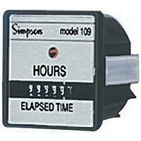 Electromechanical Hour Meter