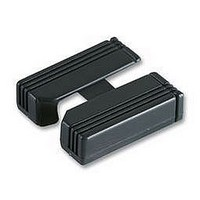 END CAP, FOR 1P & 2P BUSBAR, PK40