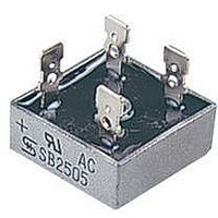 BRIDGE RECTIFIER, 1PH, 40A, 1KV, QC