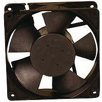 FAN DC AXIAL 24V 119X38 3700 RPM