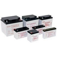 LEAD ACID BATTERY, 12V, 119AH
