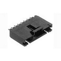 WIRE-BOARD CONN, HEADER, 11POS, 2.54MM