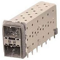 SFP CONNECTOR RECEPTACLE 40POS PRESS FIT