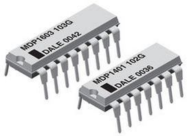 Mdp1403-272g vishay resistor networks & arrays | mouser.