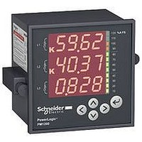 DIGITAL PANEL METER, 4-DIGIT, 80VAC TO 480VAC