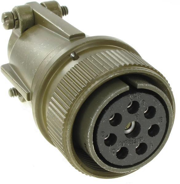 U.S. Military connector specifications - , the free