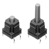 Tactile & Jog Switches 10x10x13.0mm 260gf