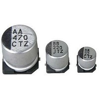 Electrolytic Capacitor, SMD Low Z
