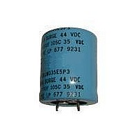 Aluminum Electrolytic Capacitors - Snap In 4700UF 50V