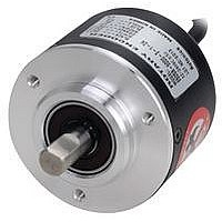 ROTARY ENCODER, INCREMENTAL, 500 PULSES